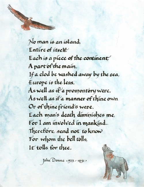 love reflected through the poems of john donne Get an answer for 'please discuss john donne as a love poetconsider such poems as go and catch a falling star, valediction: forbidding mourning, the sun rising.