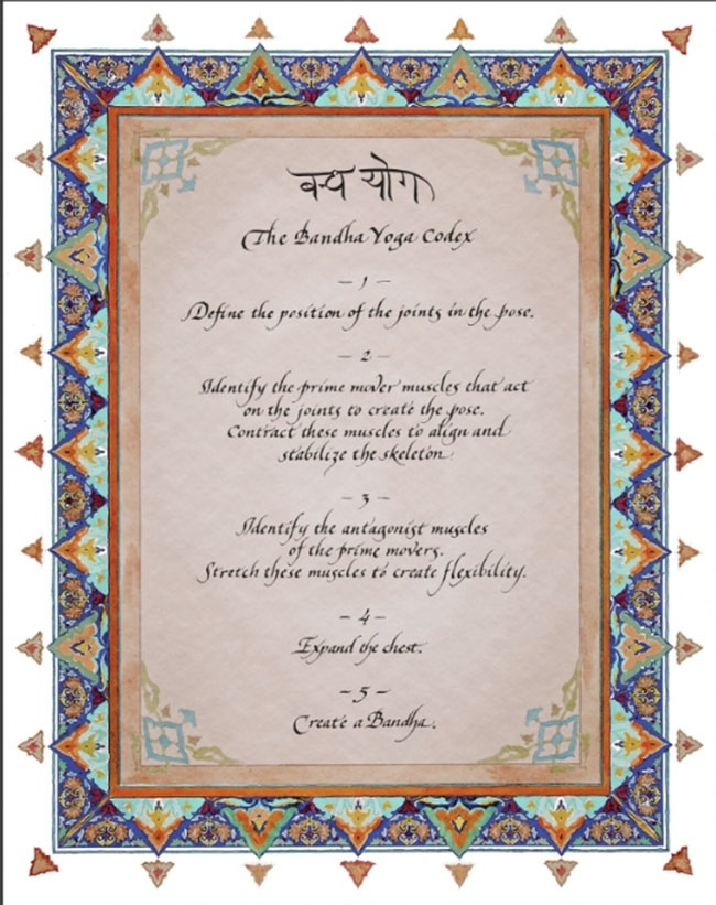 Hand-Calligraphed Marriage Certificates