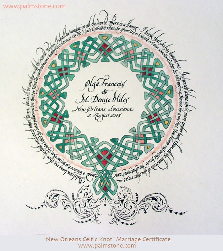 Celtic Wedding Knot